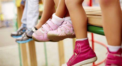 Επιλέξτε σωστά το παπούτσι του παιδιού σας!