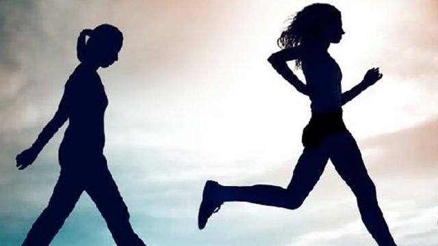 Περπάτημα ή τρέξιμο για σίγουρο αδυνάτισμα;